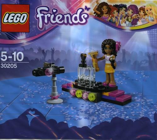 LEGO Friends Pop Star Red Carpet (30205)