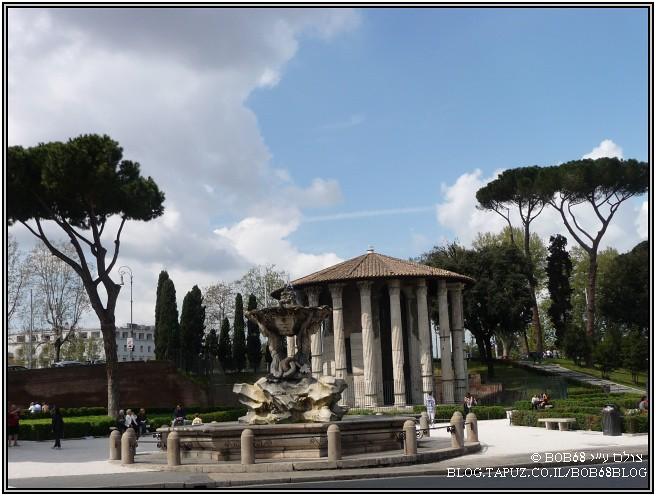 פיאצה סאן ג'ובאני א-פופולו ב-רומא