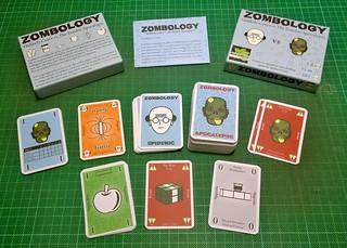 Complete Zombology prototype