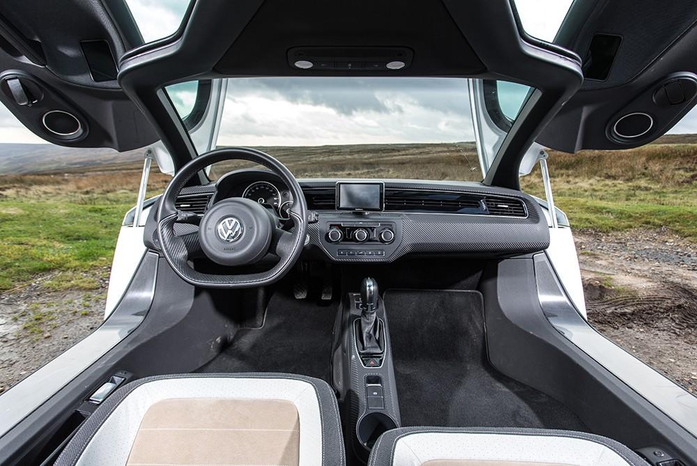 VW XL1 - машина весом 700 кг