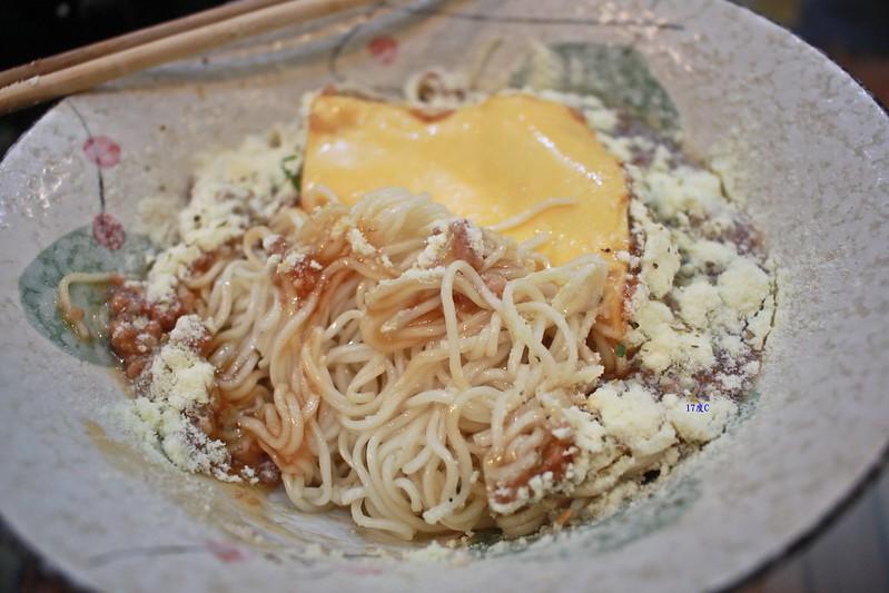 彰化錶店吃麵-平和堂姜家麵- (20)