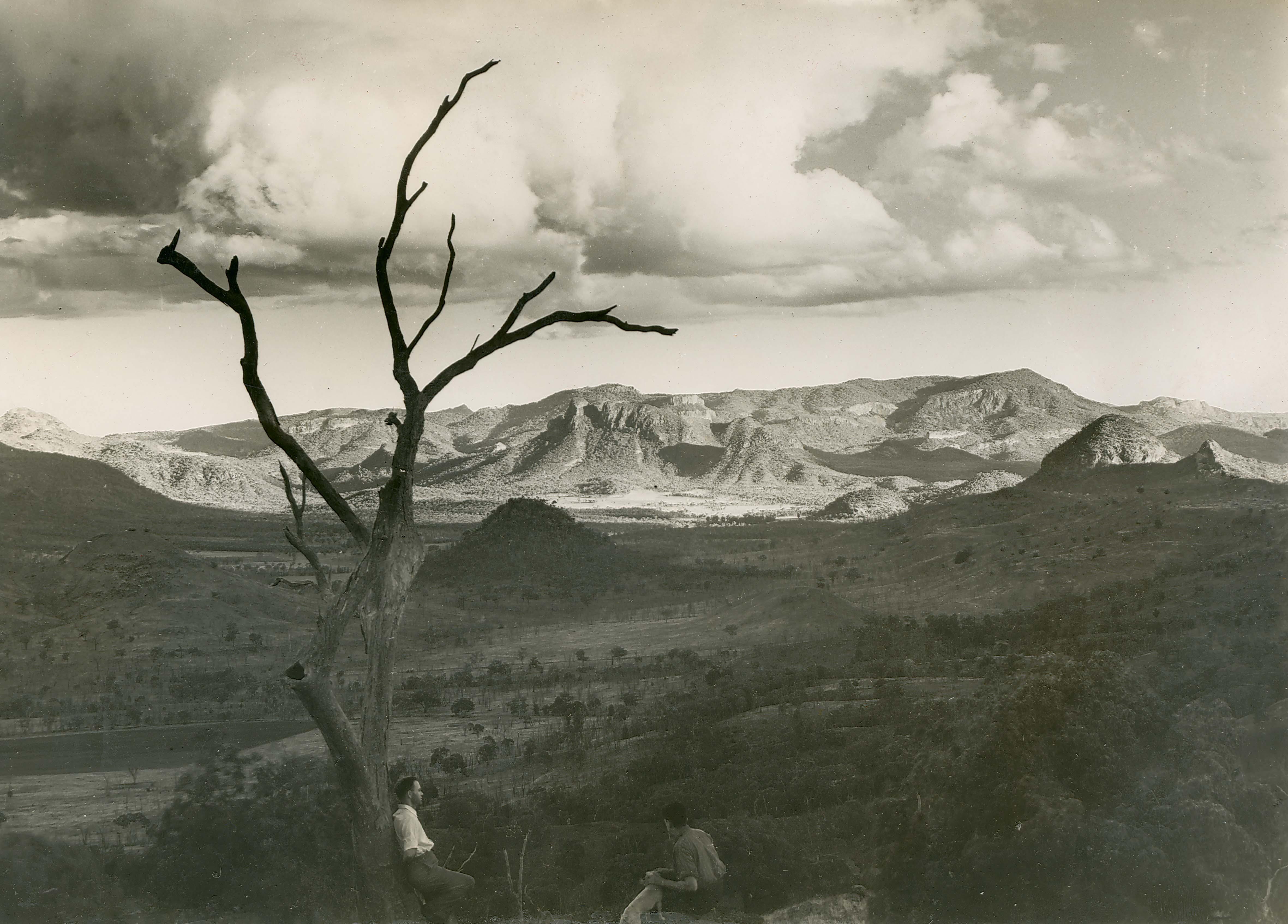 View of the Warrumbungle Ranges, Coonabarabran (NSW)