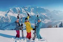 Adelboden - oáza klidu ve švýcarských Alpách