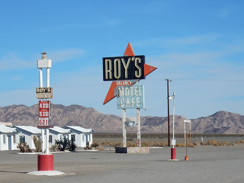 Amboy on Route 66