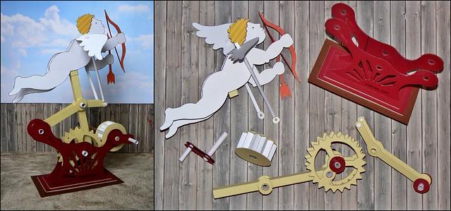 Cupid Montageteile
