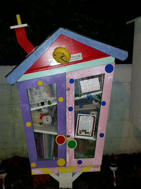Enfield little free library