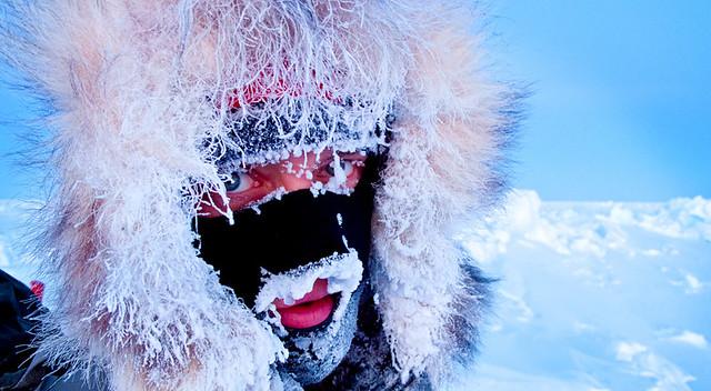John Huston Polar Explorer Fenna Semken