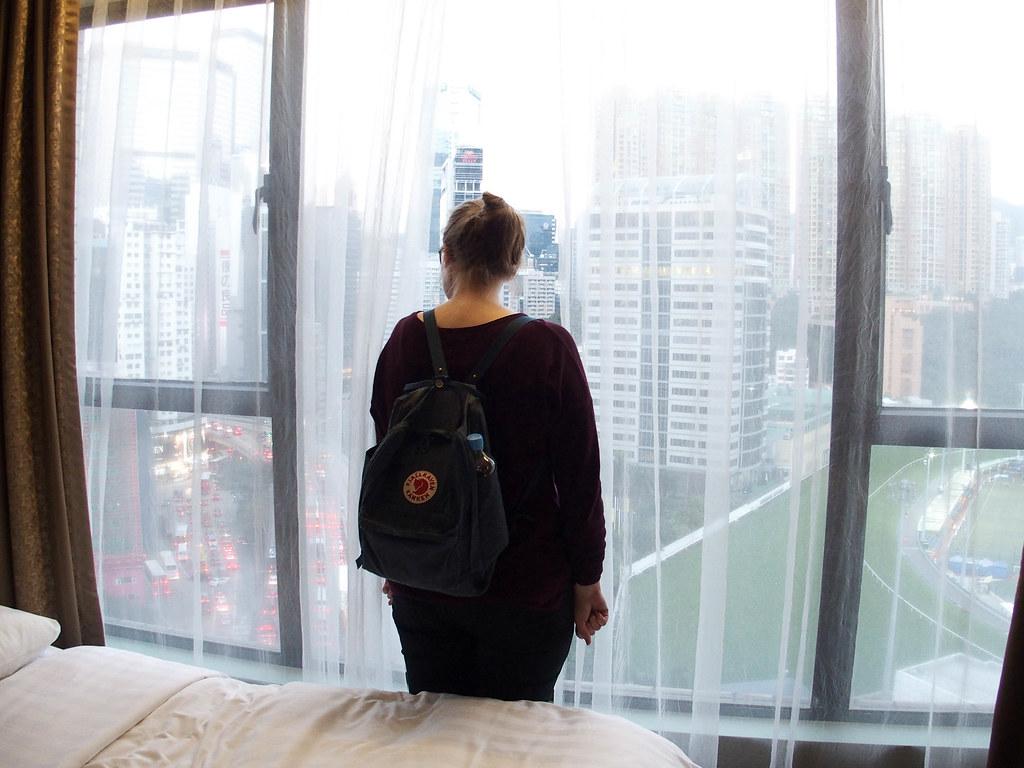 hong kong hotel cosmopolitan