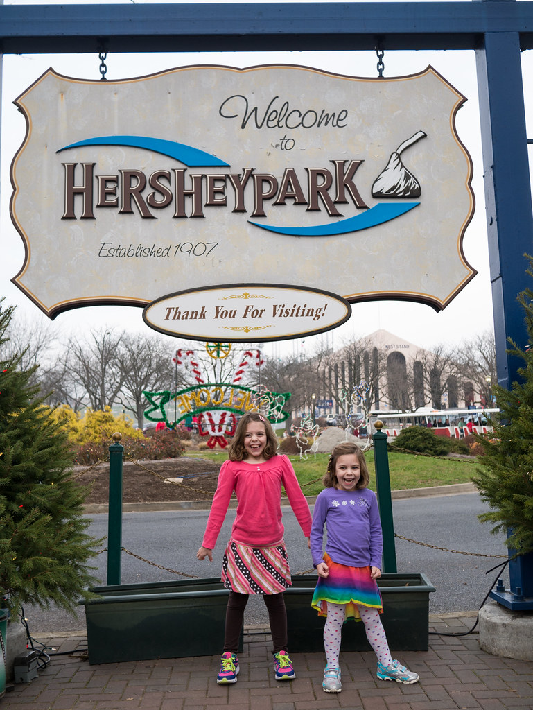Hershey Park surprise