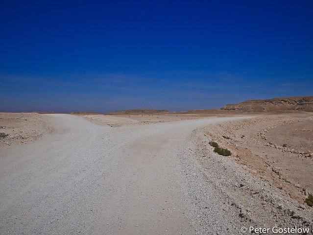 Desert diversion