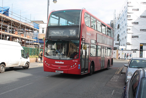 Metroline West TE1744 SN09CFZ