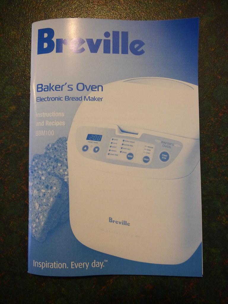 Breville Baker S Oven Bbm100 Archives Padaek