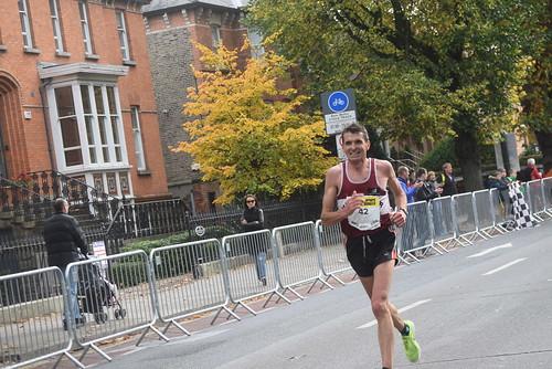 FINISH - Dublin City Marathon 2016