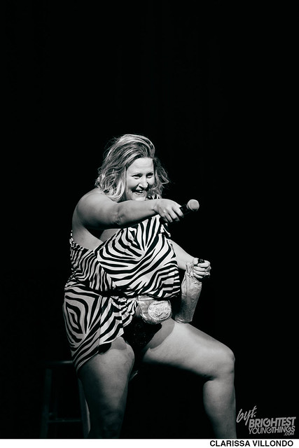 Bridget Everett Pound It