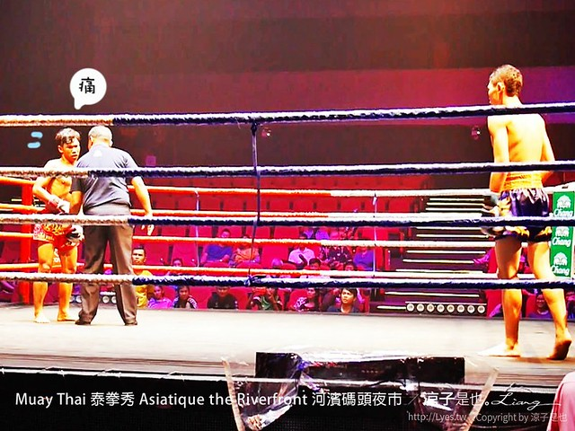 Muay Thai 泰拳秀 Asiatique the Riverfront 河濱碼頭夜市 39