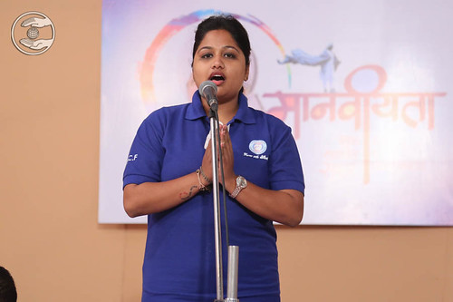 Devotional song by Chhavi from Faridabad