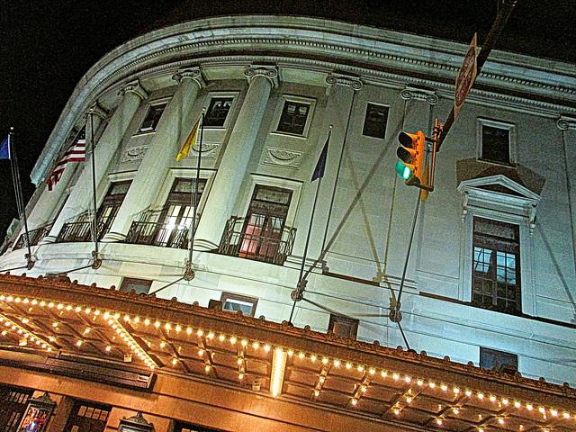 Theatre night