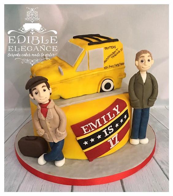 Birthday Cake by Edible Elegance - Norfolk