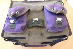 Bag rear-underside