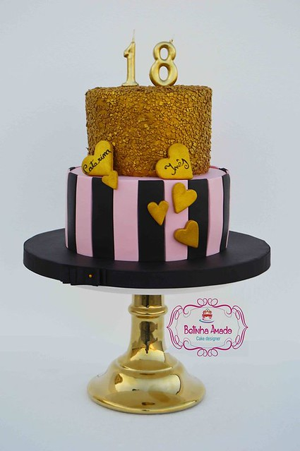 Cake from Cakes by Betinha Amado - Cake Designer