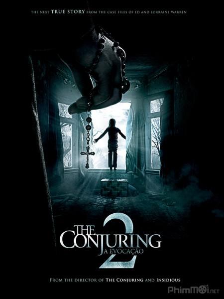 Ám Ảnh Kinh Hoàng 2 - The Conjuring 2: The Enfield Poltergeist