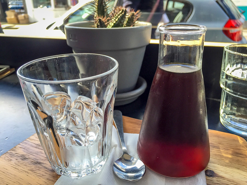 Cold drip coffee at Pardon in Prahran
