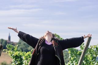 Carte de France touristique - Agriculture biodynamique et vins naturels à Coiffy