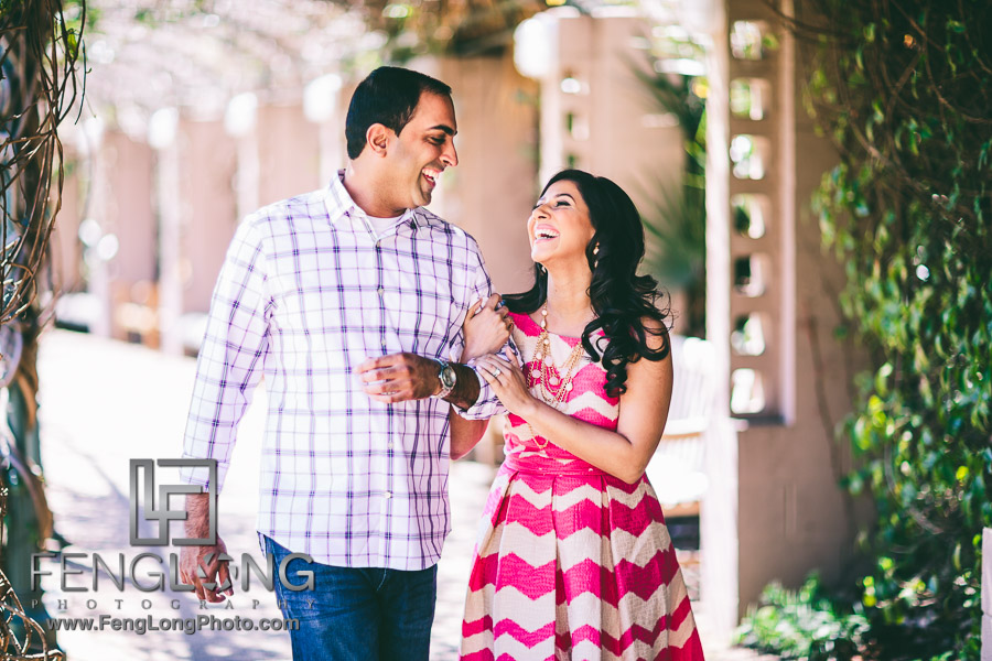 Vaishali & Vijay | Piedmont Park & Stone Mountain Engagement | Atlanta Indian Wedding Photographer