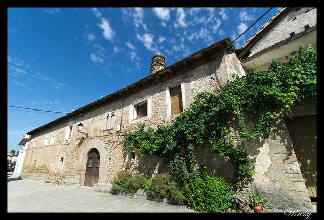 Qué ver en Santa Cilia de Jaca - Casa Clavería