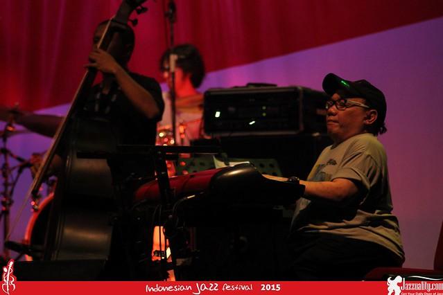Indonesian Jazz Festival 2015 - Andi Wiriantono(2)