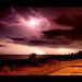 lightning by mfdarchie