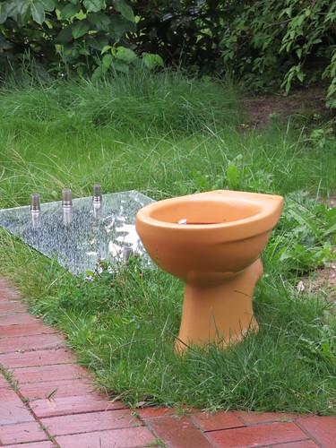 Außen-WC