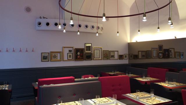 Restaurant: Freyung 4