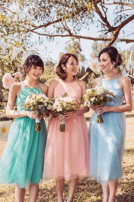 TheVelvetDolls Bridesmaid