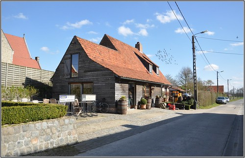 2015.04.05=0002: Huisbrouwerij Sint Canarus, Gottem, Belgium.