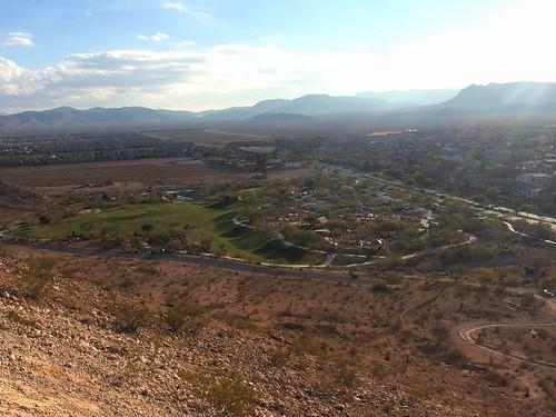 Exploration Peak Park, Las Vegas