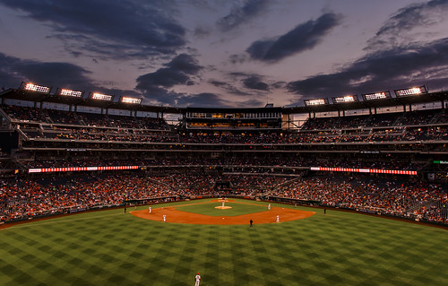 Nationals Stadium by Geoff Livingston