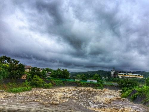 Kise river 黄瀬川