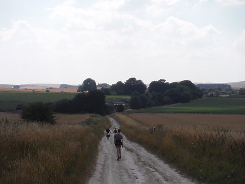 Along The Wessex Ridgeway to Avebury