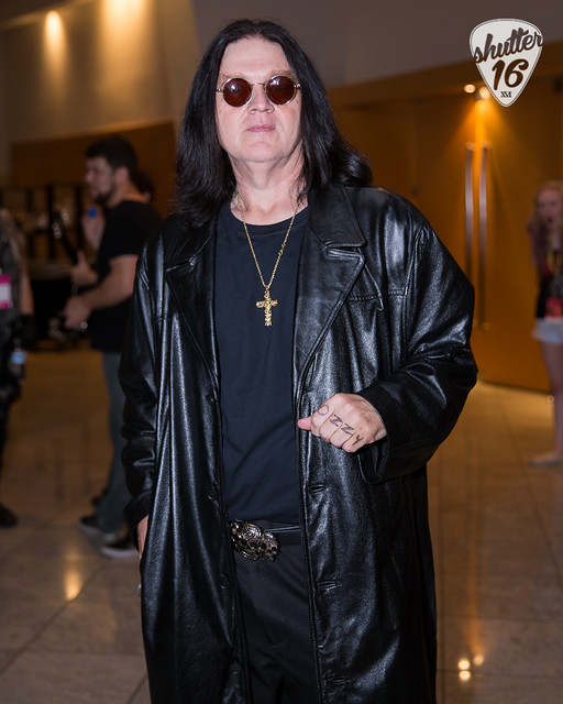 Ozzy at DragonCon