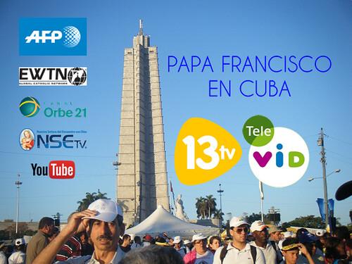 papa francisco en cuba 2015