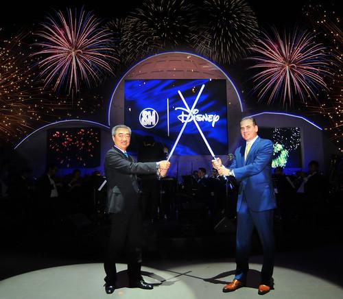 SM Spells Magic With Disney 1