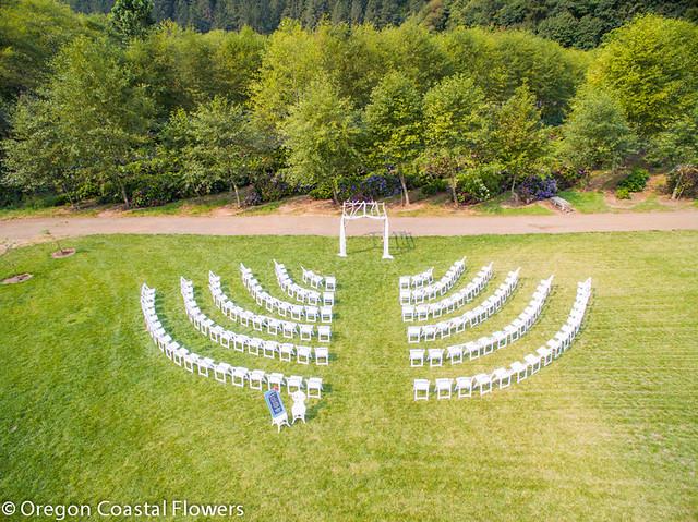 wedding venue oregon coast