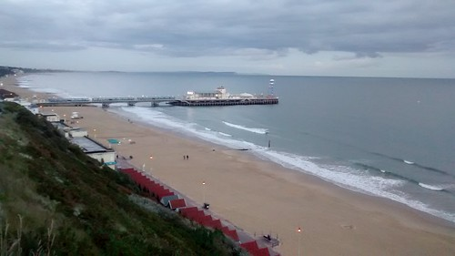 Bournemouth Beach Sept 15 9