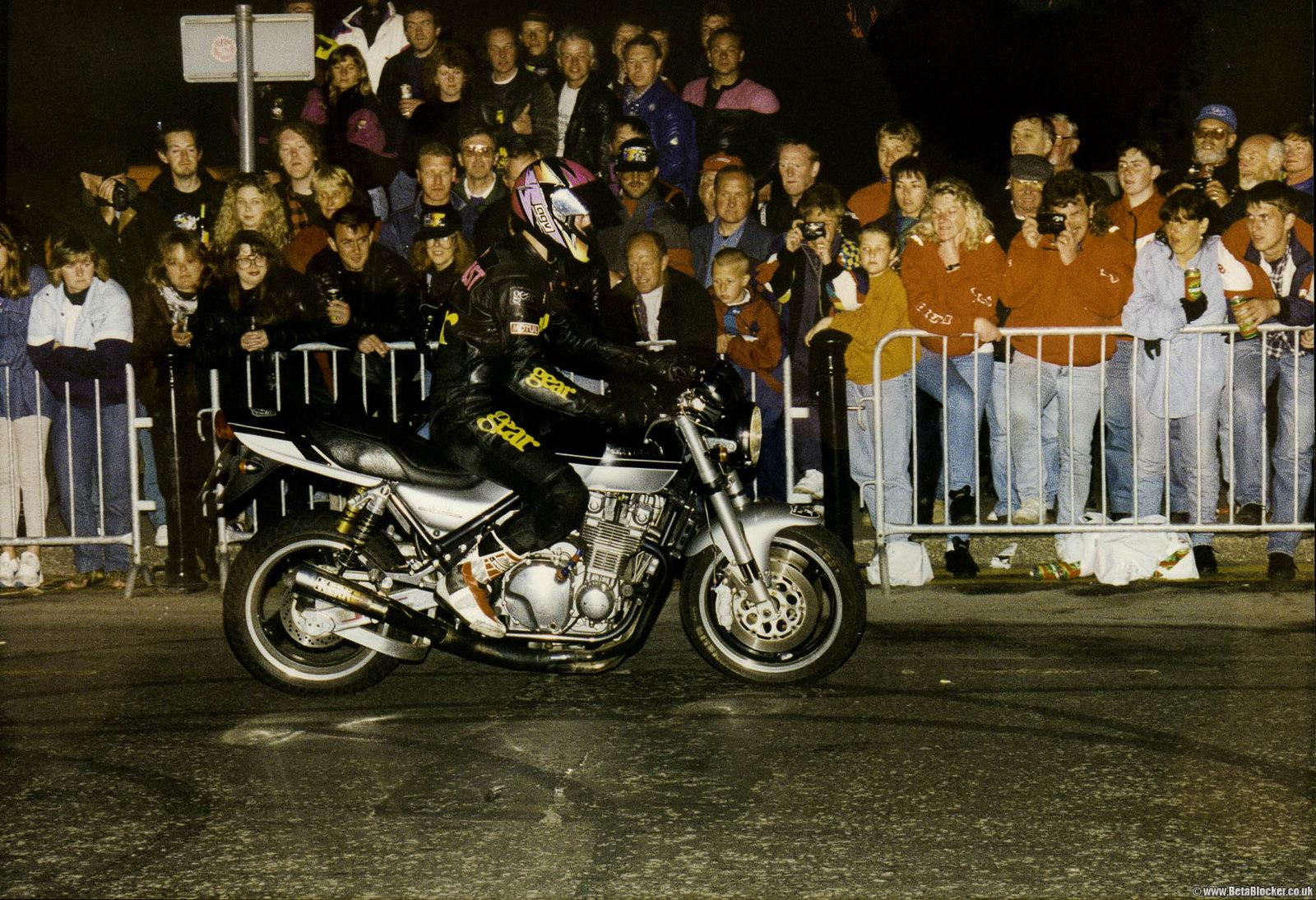 Gary Rothwell Kawasaki Zephyr 1100