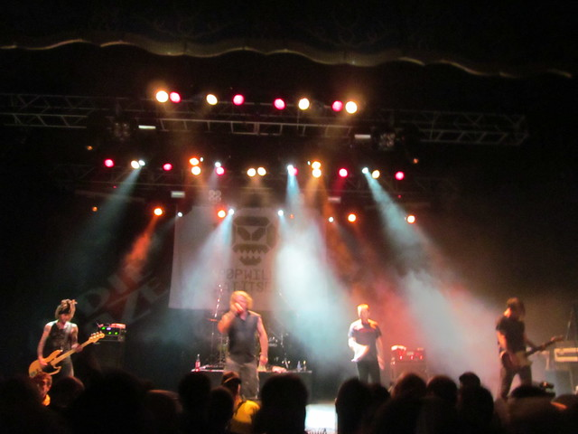 Indie Daze 2 : The Wonder Stuff, The Wedding Present, Pop Will Eat Itself, Eat, Back To The Planet. London 03 October 2015.