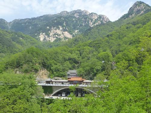 CH-Mont Taishan-téléphérique (2)