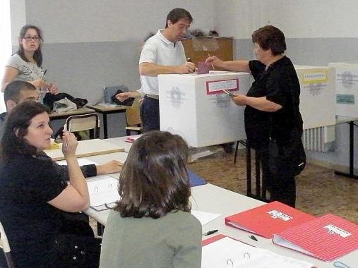 scrutatori e presidente seggio elettorale