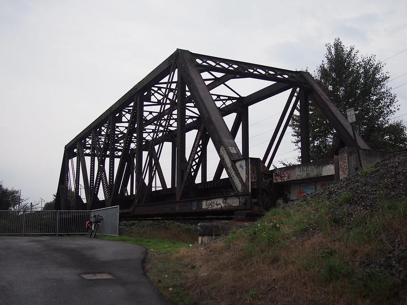 BNSF Bridge: OLYMPUS DIGITAL CAMERA