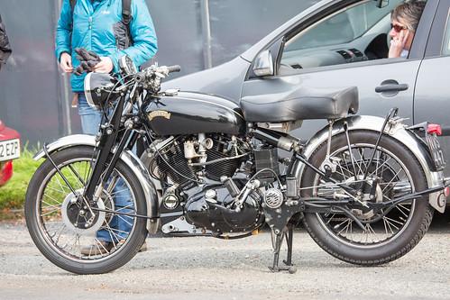 Vincent Motorbike